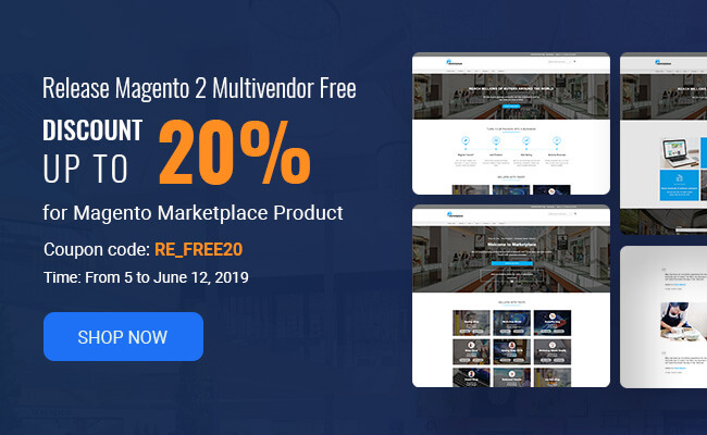 Magento 2 Multivendor Package: Release Free version